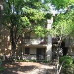 Bachman Oaks Apartment Building View