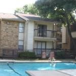 Bachman Oaks Apartment Pool