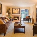 Camden Glen Lakes Apartment Family Room