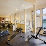 Camden Glen Lakes Apartment Fitness Center