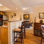 Camden Glen Lakes Apartment Kitchen