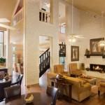 Camden Glen Lakes Living Room