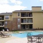 Camden Glen Lakes Apartment Patio