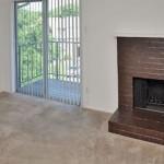 Canyon Creek Apartment Fireplace