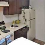 Canyon Creek Apartment Refrigerator