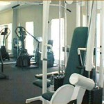 Chase Crossing Apartment Fitness Center