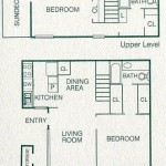 Chase Crossing Apartment Floor Plan