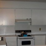 Chase Crossing Apartment Kitchen