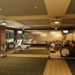 Churchill Estates at Lake Highland Apartment Fitness Centre
