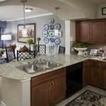Churchill Estates at Lake Highland Apartment Kitchen