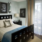 City North Apartment Bedroom