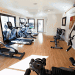 City Scape Apartment Fitness Centre
