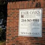 Fair Oaks Carriage Homes Apartment Entrance