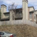 Glen Oaks Apartment Building View