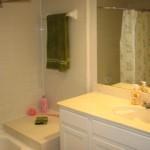 Highland House Condos Apartment Bathroom