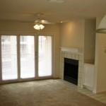 Highland House Condos Apartment Fireplace