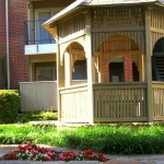Highland House Condos Apartment Property Ground