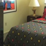 Kingsborough Townhomes Apartment Bedroom