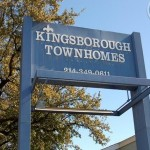 Kingsborough Townhomes Apartment Entrance