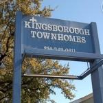 Kingsborough Townhomes Apartment Entrance