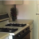Kingsborough Townhomes Apartment Kitchen