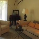 Kingsborough Townhomes Apartment Living Room
