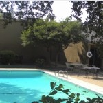 Kingsborough Townhomes Apartment Pool