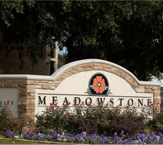Meadowstone Place Senior Housing Apartment Entrance
