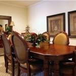 Montclair Apartment Dining Room
