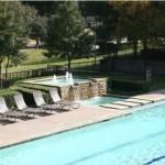 Montclair Apartment Fountain