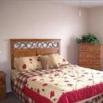 Northridge Townhomes Apartment Bedroom