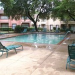 Northridge Townhomes Apartment Pool