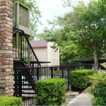 Northridge Townhomes Apartment Property Ground