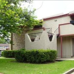 Northridge Townhomes Apartment Property View