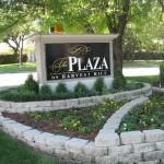 Plaza on Harvest Hill Apartment Entrance