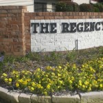 Regency Condominiums Apartment Entrance
