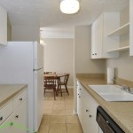 Spanish Point Apartment Kitchen