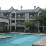 St. Andrews Apartment Pool View