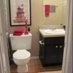 The Arbors Apartment Bathroom