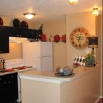 The Arbors Apartment Kitchen
