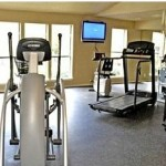 The Falls At Highpoint Apartment Fitness Center