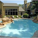 The Falls At Highpoint Apartment Pool