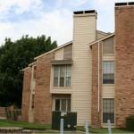 Berry Trail Condominiums Apartment Building Area