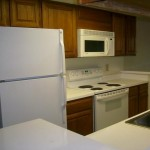Berry Trail Condominiums Apartment Kitchen
