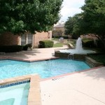 Berry Trail Condominiums Apartment Pool Area