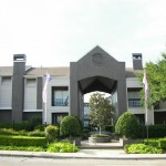 Biltmore Apartment Entrance