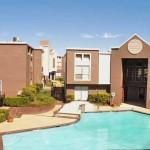 Biltmore Apartment Pool View