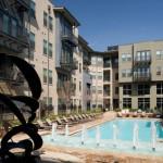 Broadstone Parkway Apartment Pool View