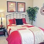 Camden Springs Apartment Bedroom