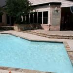 Camden Springs Apartment Pool View